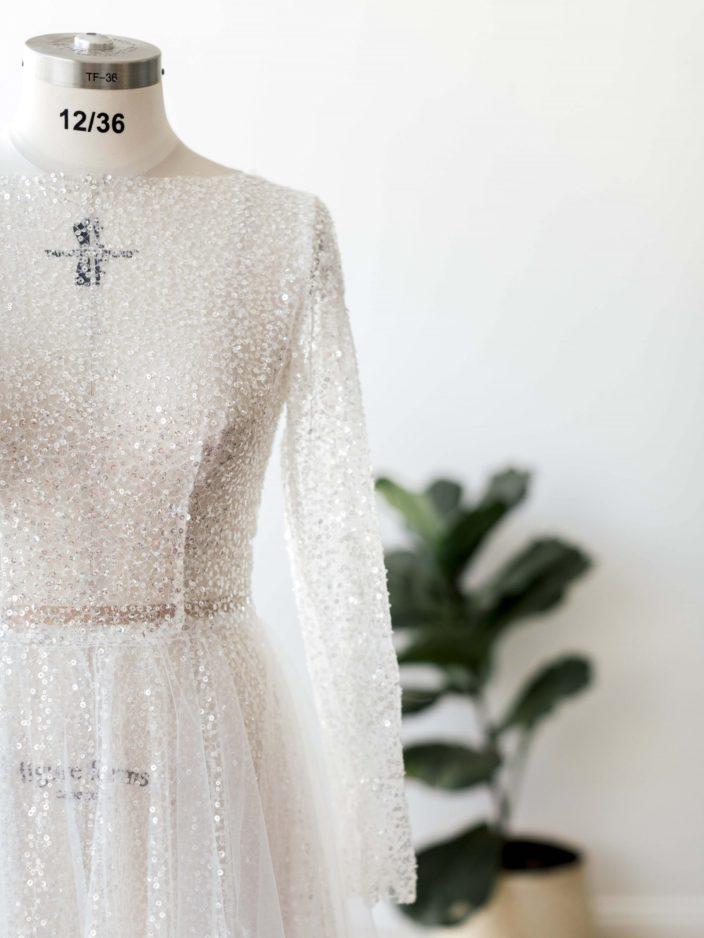 luxury bridal dress designer Johannesburg
